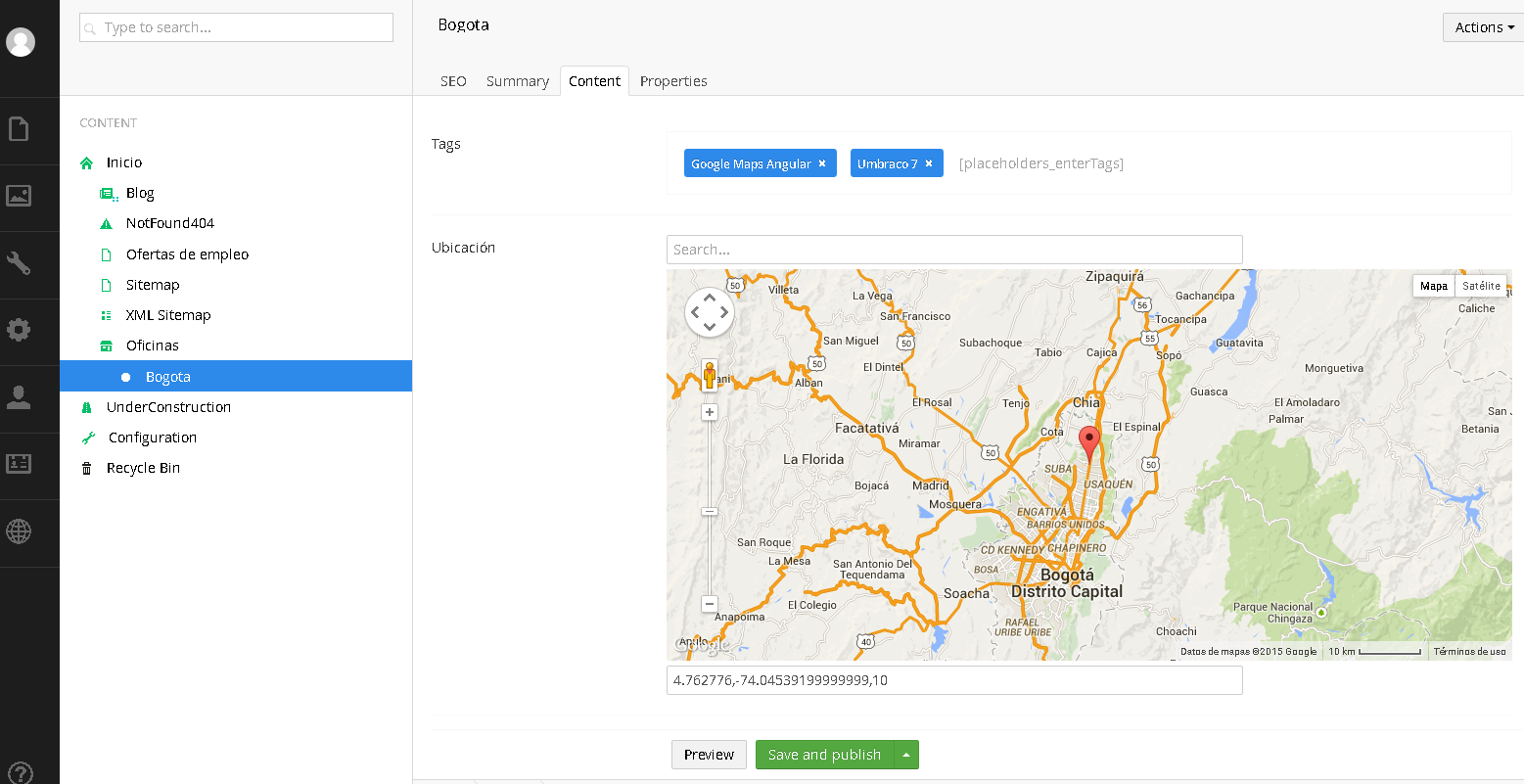 google-maps-angular-principal